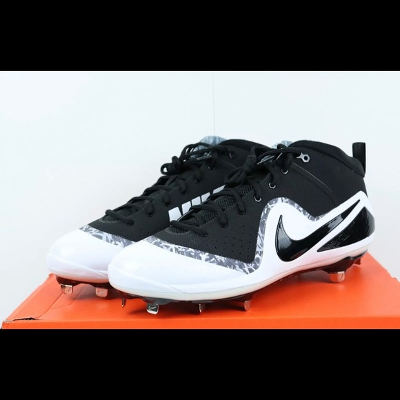 huge selection of 733ad 1969f New Nike Force Zoom Trout 4 Baseball Cleats